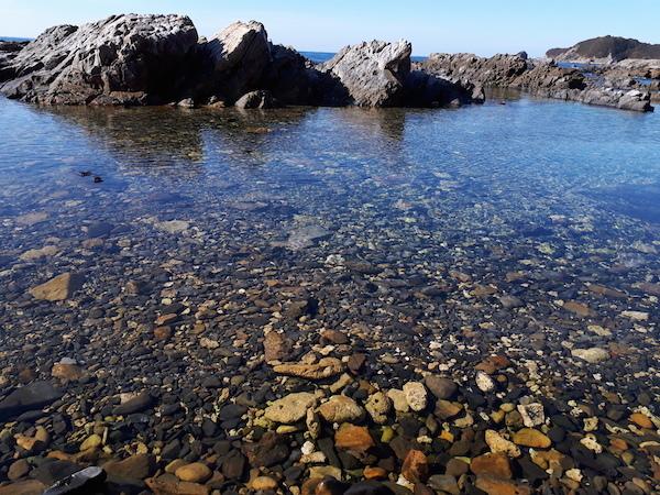 美しい串本の海