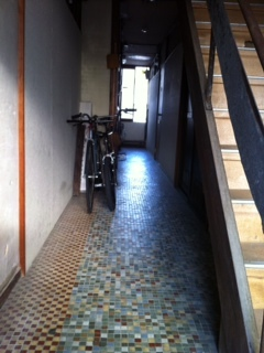 _旧居_廊下