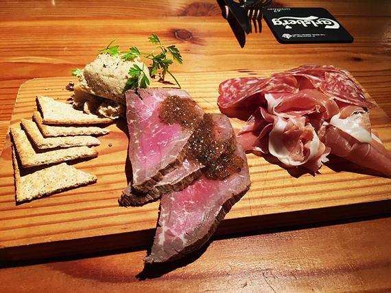 Fバル前菜