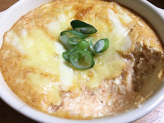 長芋と明太子のチーズ焼き_1