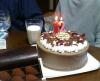 坊ちゃんのBDケーキ♪