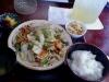 野菜炒め定食@居酒屋まさる