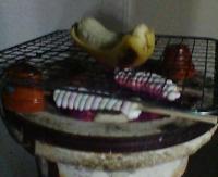 バナナ&マシュマロ