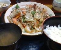 居酒屋まさる@野菜炒め定食