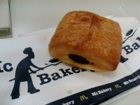 マックのパン