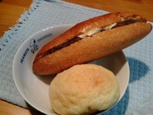 富士屋ホテルのパン