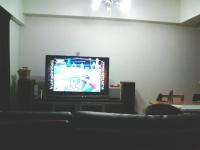 テレビ直ったーよ。