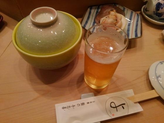 日本橋鮨の与志喜