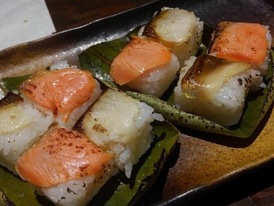 あをによし_柿の葉寿司
