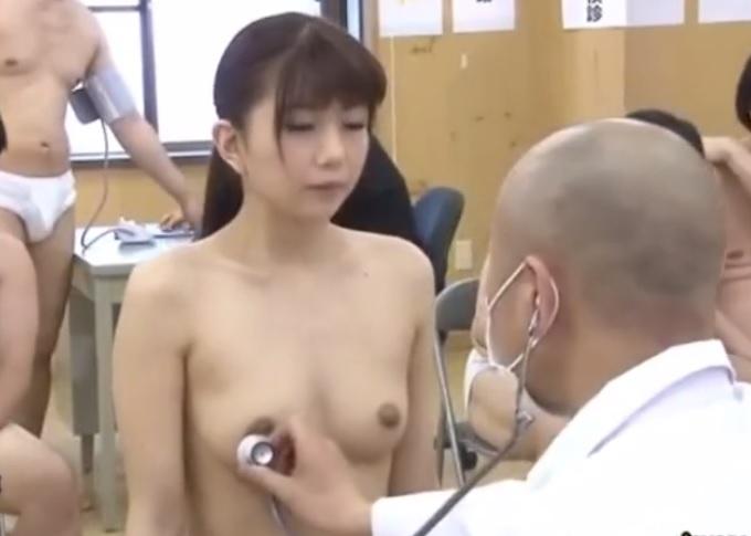 JKの発育健康診断
