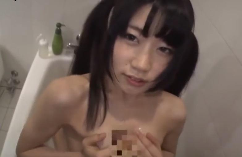 風呂でパイズリ