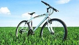 空気とタイヤと自転車