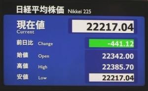 株価ボード 10/19