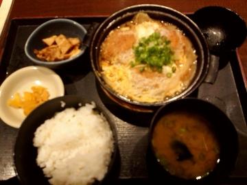 カッパ・クリエイト 北海道 カツ煮定食02 1907 201903