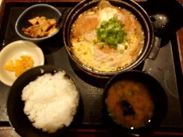 カッパ・クリエイト 北海道 カツ煮定食03 1907 201903