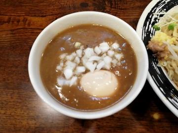 クリエイトレストランツ つけ麺TETSU ニボロト03 1908 201902