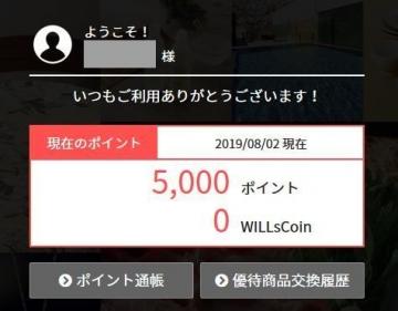 アイリック 優待ポイント 201906