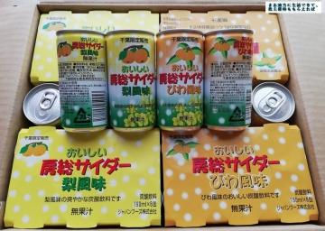ジャパンフーズ びわ梨サイダー01 201903