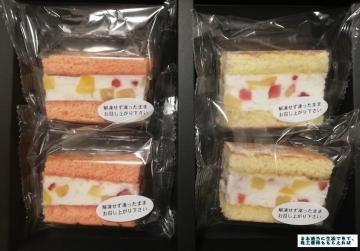 JFLAホールディングス 六本木アマンド フローズンフルーツケーキ01 201809