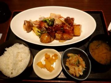 カッパ・クリエイト 北海道 酢豚01 1901 201809