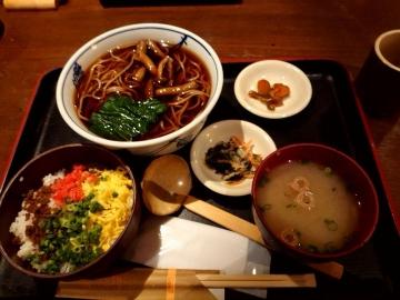 カッパ・クリエイト 三間堂 季節の蕎麦定食 01 1812 201809