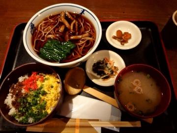 cカッパ・クリエイト 三間堂 季節の蕎麦定食 02 1812 201809