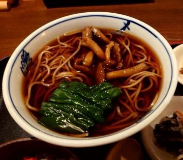 カッパ・クリエイト 三間堂 季節の蕎麦定食 04 1812 201809