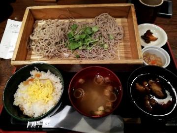 カッパ・クリエイト 季節の蕎麦定食01 1906 201809