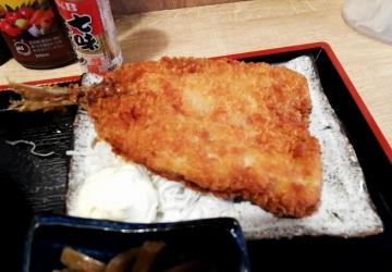 SFP HD 五の五 サバ味噌煮定食04 201902