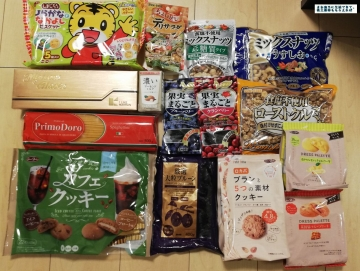 正栄食品工業 優待内容01 201904