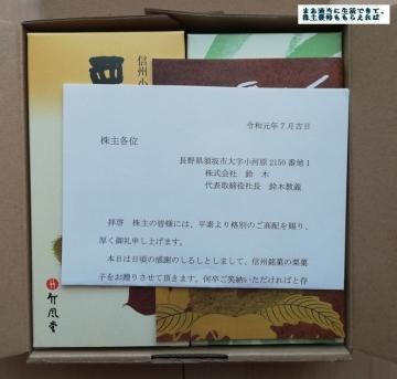 鈴木 竹風堂の詰め合わせ03 201906