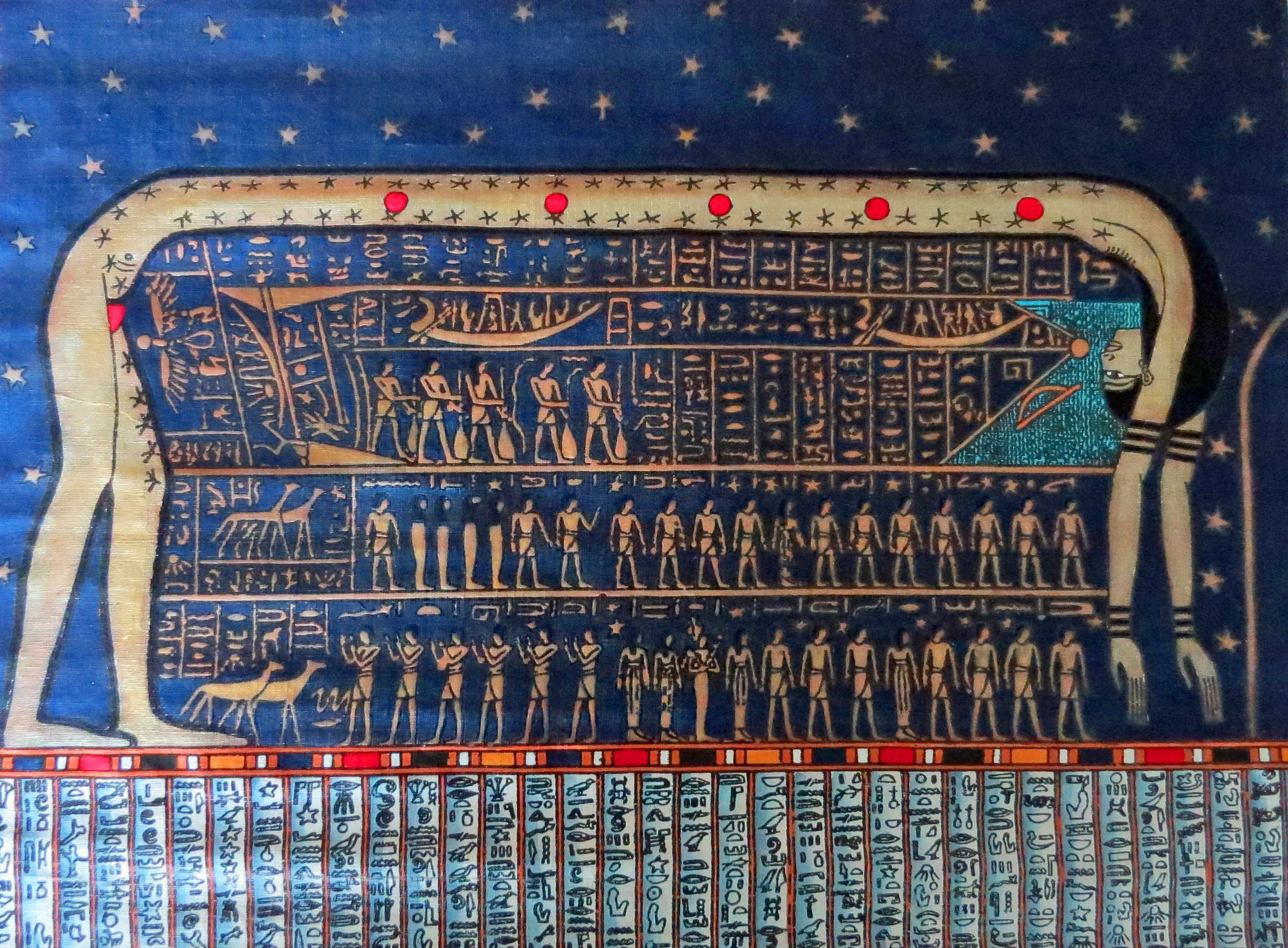 papyrus_13_Nuit_Egyptian_Goddess_of _the_Heavens