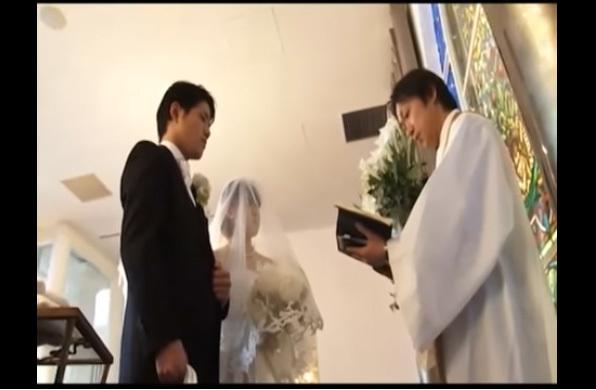 結婚式の冠婚葬祭マナー(動画)~キリスト教結婚式