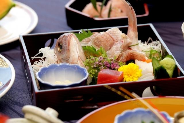 日本食の食べ方のマナー