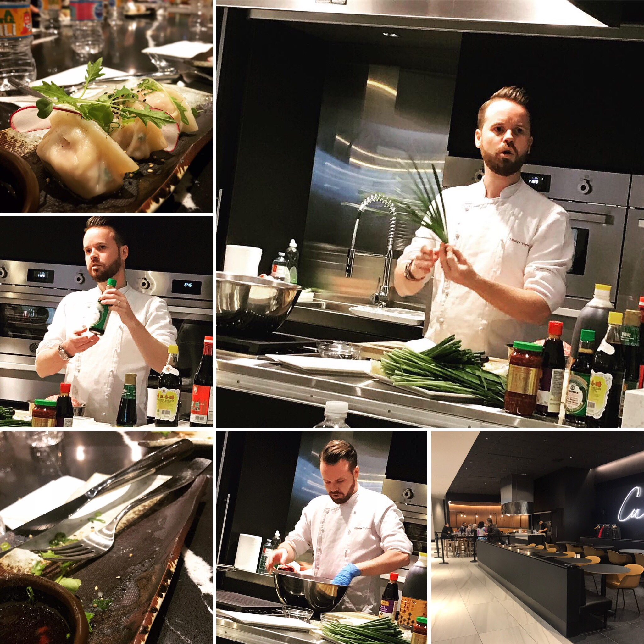 Atelier du chef at Rockland Center