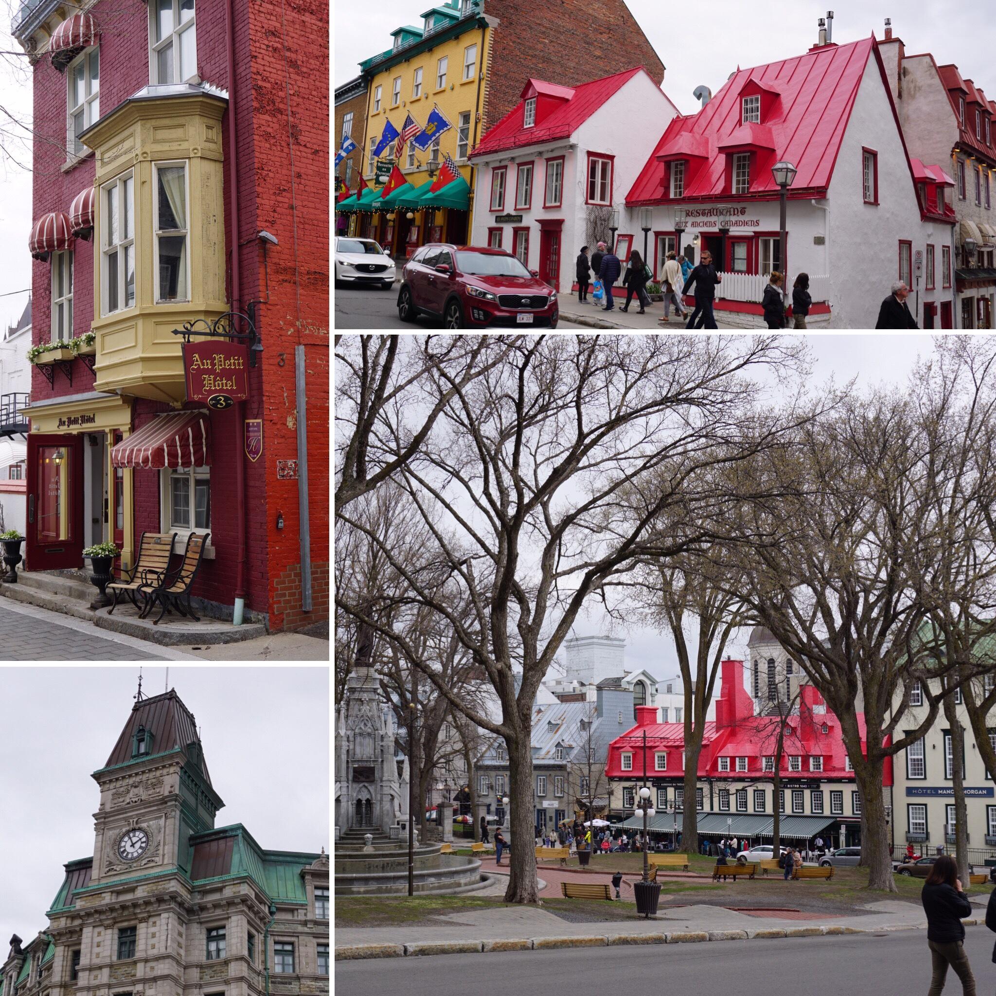Old Quebec ①
