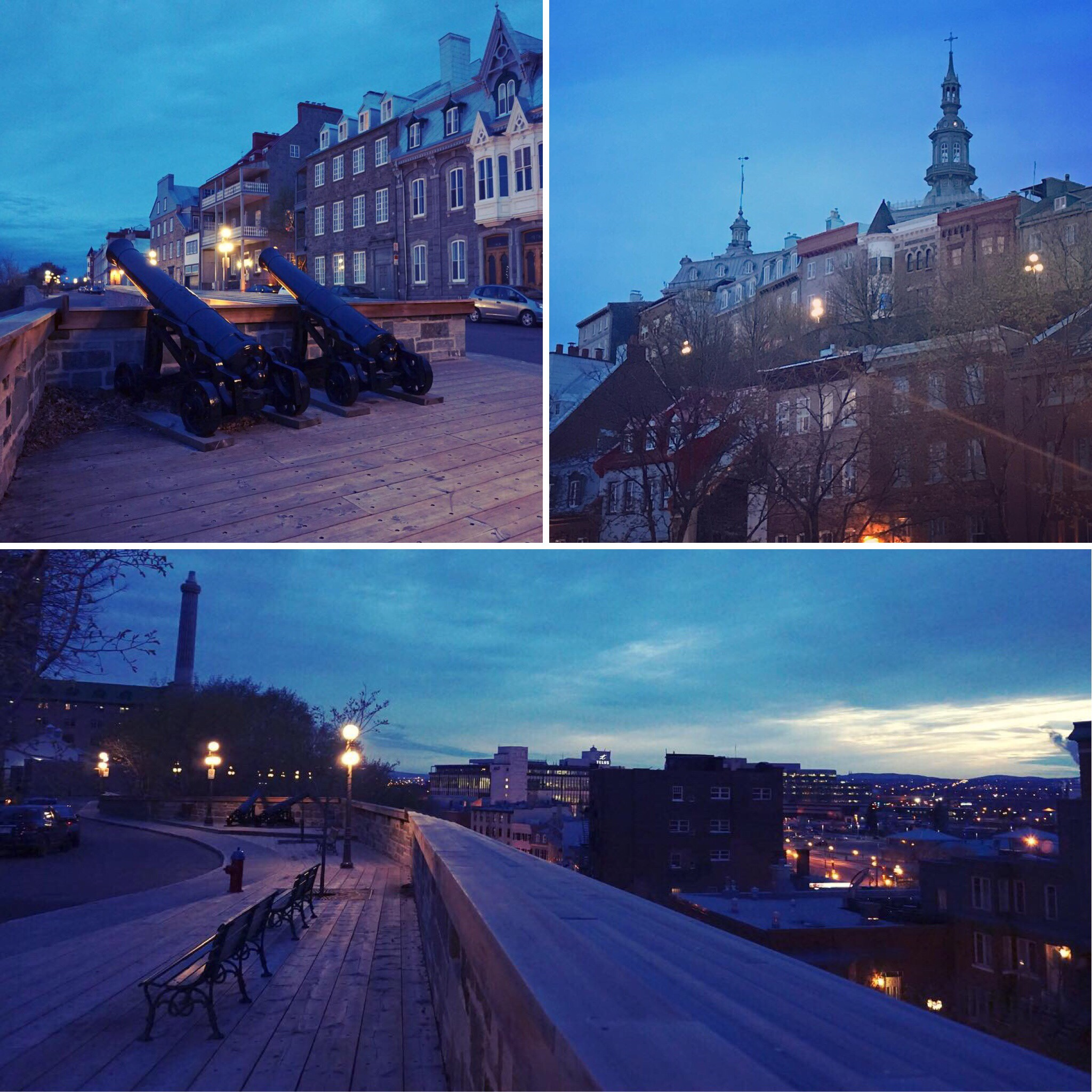 Quebec City ②