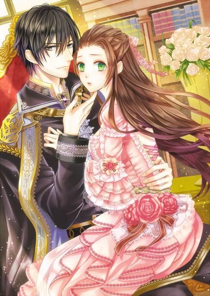 深窓の歌姫は仮初陛下に溺愛される確認用