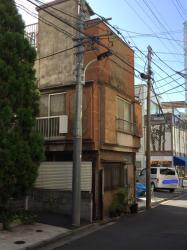 裏六本木 昔風の家
