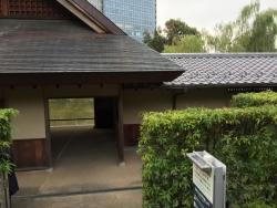六本木 檜町公園 休憩所