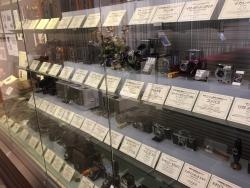 六本木 東京ミッドタウン 写真歴史博物館 アンティークカメラ2