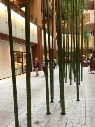 六本木 東京ミッドタウン 日本庭園を思わせる意匠2