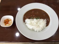 世田谷区岡本 プース・カフェ カレー