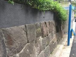 六本木 国立新美術館 石垣1