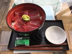 豊海 フィッシャリーズテラス マグロ丼2