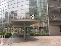 六本木ヒルズ テレビ朝日アトリウム1