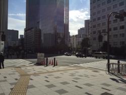 赤坂の坂 溜池山王交差点