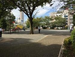赤坂 一ツ木公園 外観