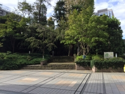 赤坂 銀杏が丘 パークビル敷地内