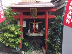 赤坂 鈴降稲荷神社 ひよっこ 稲荷神社のモデル